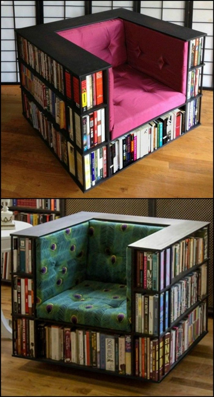 desk chair on wood floor grey upholstered dining chairs 17 best ideas about diy bookcases pinterest | bookcases, build a bookcase and homemade ...