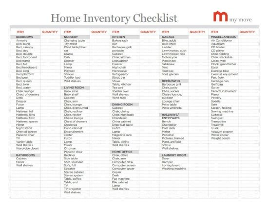 25+ best ideas about Moving checklist printable on