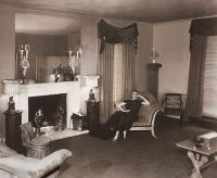 Hollywood Regency interior by Billy Haines for Carole ...