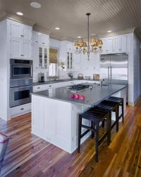 painted beadboard ceiling | Home Ideas | Pinterest ...