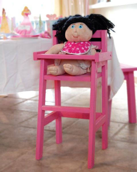 land of nod high chair doll tall director chairs playroom tutorials: a collection ideas to try about diy and crafts | home projects ...