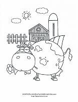 1000+ ideas about Farm Coloring Pages on Pinterest