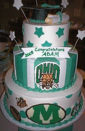 411 Best Images About Cakes For Graduation On Pinterest