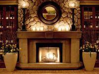 Light My Fire! Fireplace Mantel Decor Living-Room Lighting ...