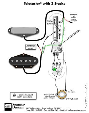 Telecaster WiringDiagram | TECH INFO | Pinterest | Guitar