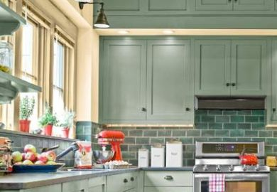 Popular Kitchen Colors On Pinterest New Kitchen Designs Kitchen