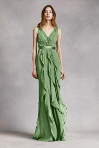 Clover Green Bridesmaid Dresses - Discount Wedding Dresses