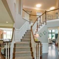Big Round Chair Factory Covers Toll Brothers - Estates At Hilltown: Elkton | Foyer & Hallway Inspirations Pinterest ...