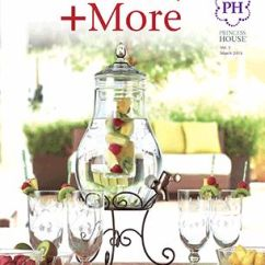 Kitchen Utensil Caddy Wire Shelves Princess House +more Catalog - Vol 5 March 2015 | * Ph ...