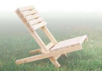 Wood Camp Chair Plans - WoodWorking Projects & Plans