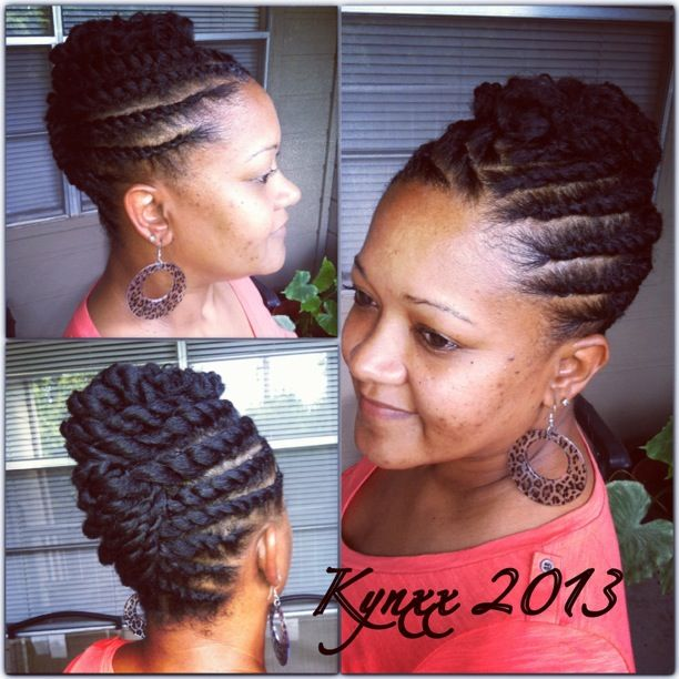 25 Best Ideas About Flat Twist Updo On Pinterest Natural Twist