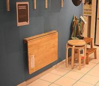 25+ Best Ideas about Wall Mounted Table on Pinterest ...