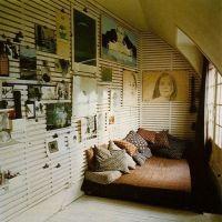 cozy hipster bedroom; art wall   Bedrooms   Pinterest ...