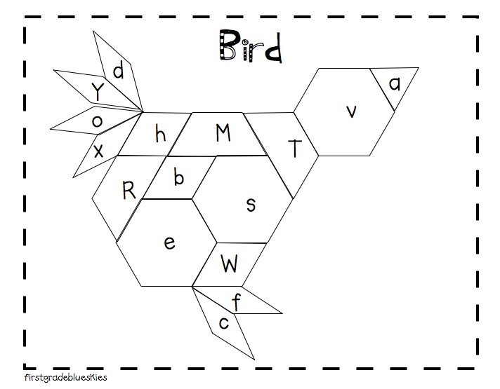 17+ images about Pattern Blocks or Attribute Blocks on