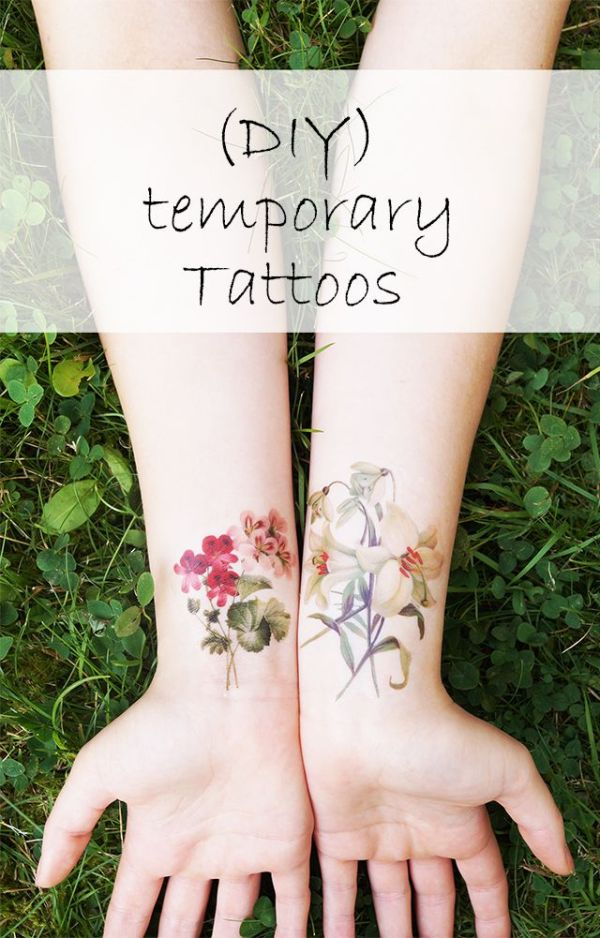 temporary diy tattoos jonesing