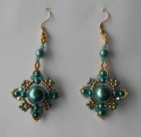 1000+ images about Beading - Earrings on Pinterest ...