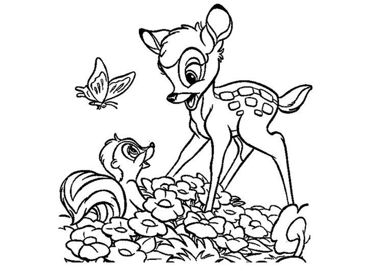 Bambi Butterfly