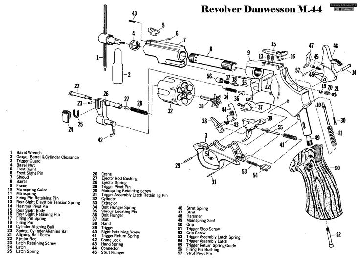 116 best images about WEAPONS: FIREARMS DIAGRAMS on