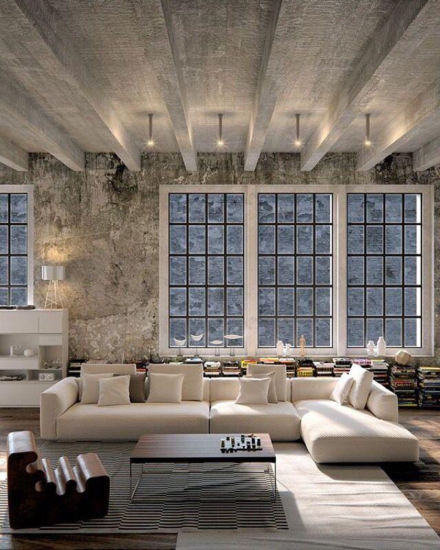 Best 25 Urban loft ideas on Pinterest  Interiors Loft house and Loft spaces