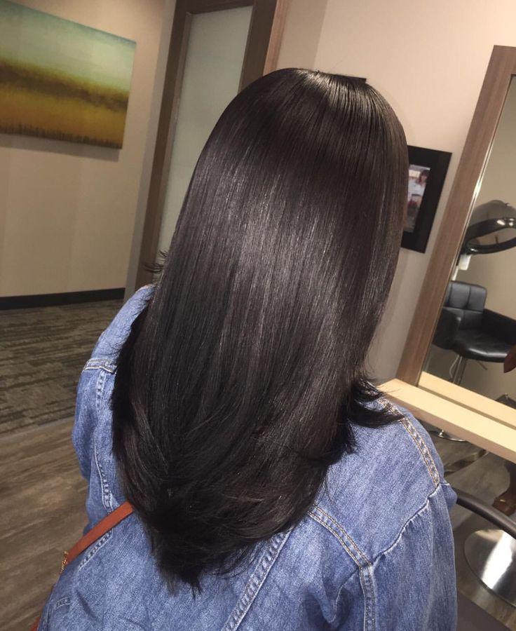 Silk Straightening Natural Hair 25 Best Ideas About Silk