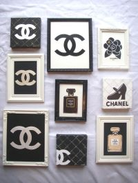 17 Best ideas about Chanel Wall Art on Pinterest | Chanel ...