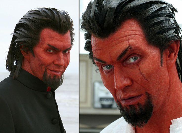 Azazel X Men First Class Makeup Costume And