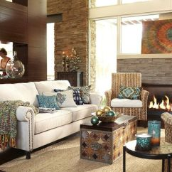 Sofa With Storage India Sectional Under 500 Pier 1 Living Room Featuring The Surat Trunk | Fall ...