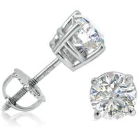 25+ best ideas about Diamond earrings on Pinterest ...
