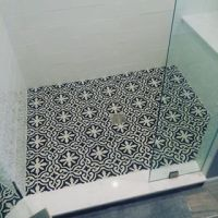 25+ best ideas about Encaustic tile on Pinterest