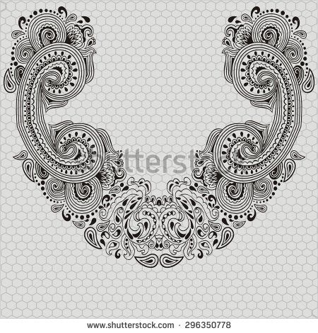 85 best images about lace pattern/templates/embroidery on