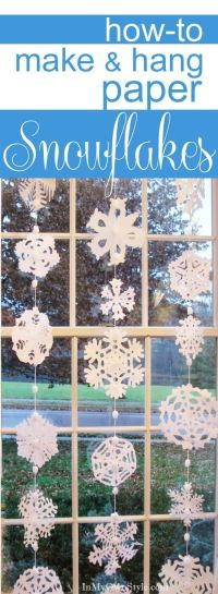 1000+ ideas about Christmas Window Decorations on ...
