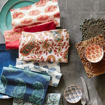 Design Trend: Globally Inspired with Sabyasachi for Pottery Barn