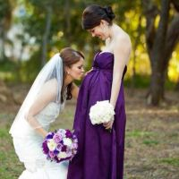 Best 25+ Pregnant bridesmaid ideas on Pinterest
