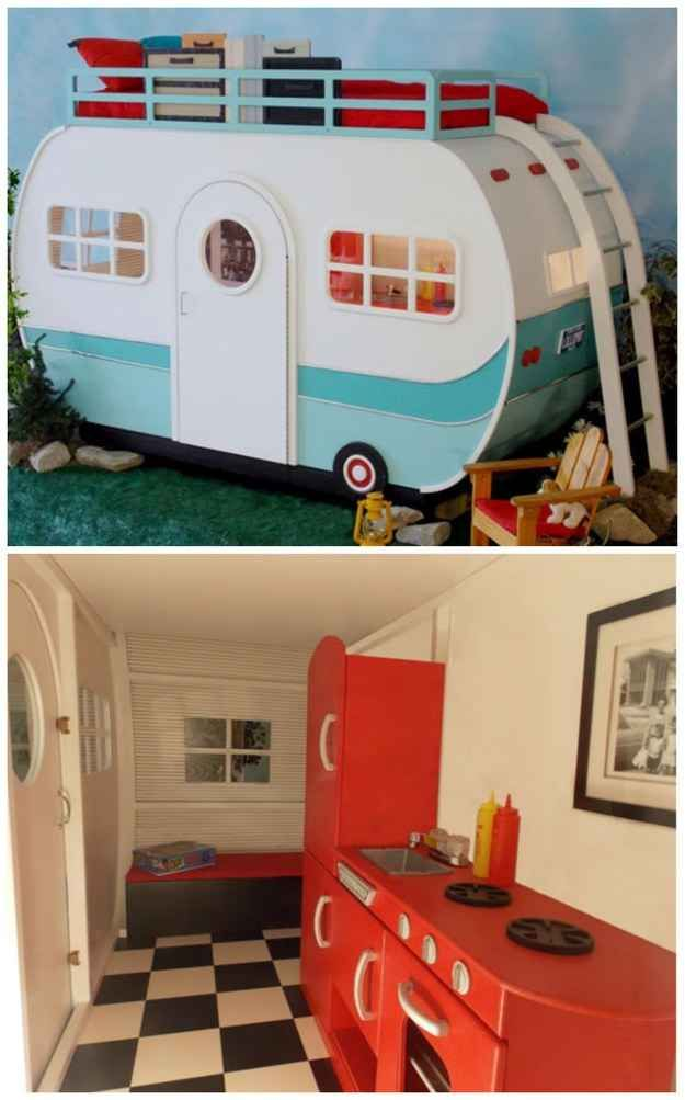 25+ best ideas about Cool kids beds on Pinterest