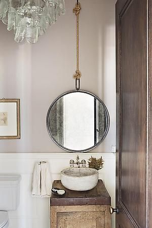 25 best ideas about Mirror Hanging on Pinterest  Small
