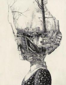 Outlived. Landscapes inside your head