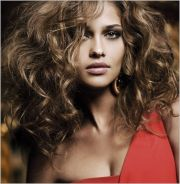 1000 ideas big curly hairstyles