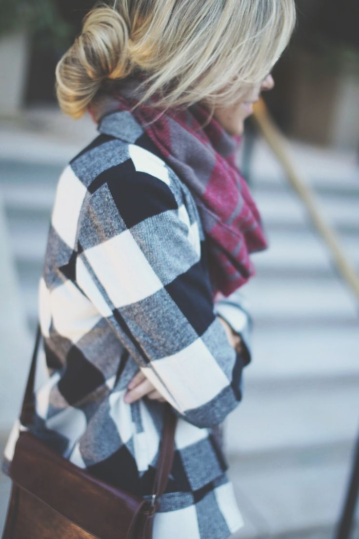 Fall Plaid Layers…if only in FL