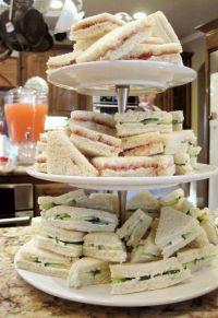 1000+ ideas about Sandwich Platter on Pinterest | Party ...