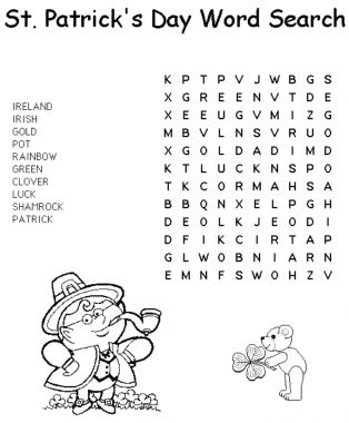 211 best Word searches, puzzles etc for kids images on