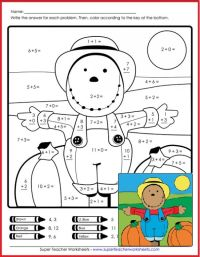 Super Teacher Worksheets Addition Word Problems - long ...