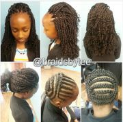 crotchet senegalese twists bangin