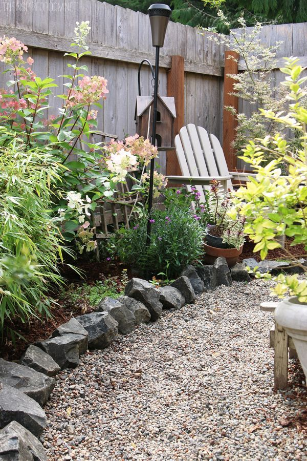25 Best Ideas About Pea Gravel Garden On Pinterest Pea Gravel