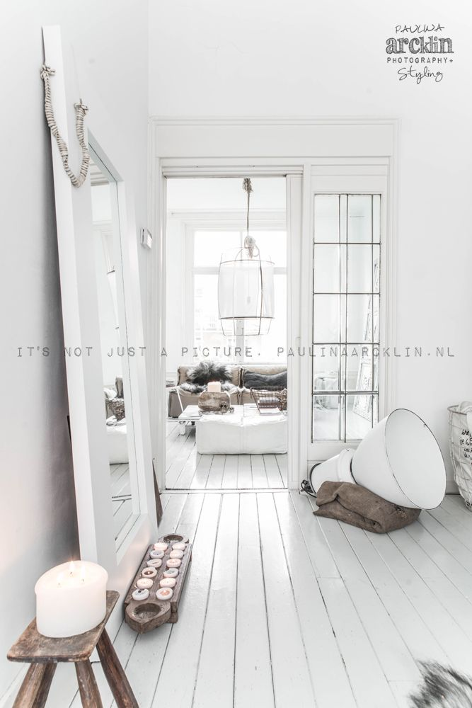 25 best ideas about White Wood Floors on Pinterest