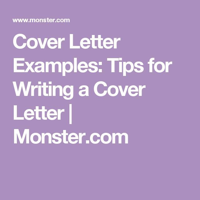 17 Best ideas about Cover Letter Tips on Pinterest  Cover letters Resume and Job search