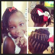 cute easy hairstyles black