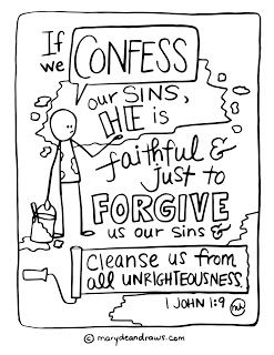 Freedom From Sin Coloring Page Coloring Pages