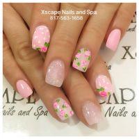 1000+ ideas about Valentine Nail Designs on Pinterest ...