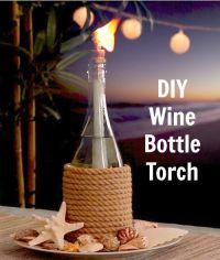 25+ best ideas about Wine Bottle Lamps on Pinterest | Wine ...