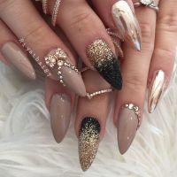 25+ best ideas about Diamond Nails on Pinterest   Diamond ...